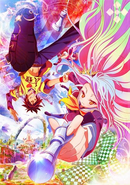 Anime Review: No Game, No Life (1/2)