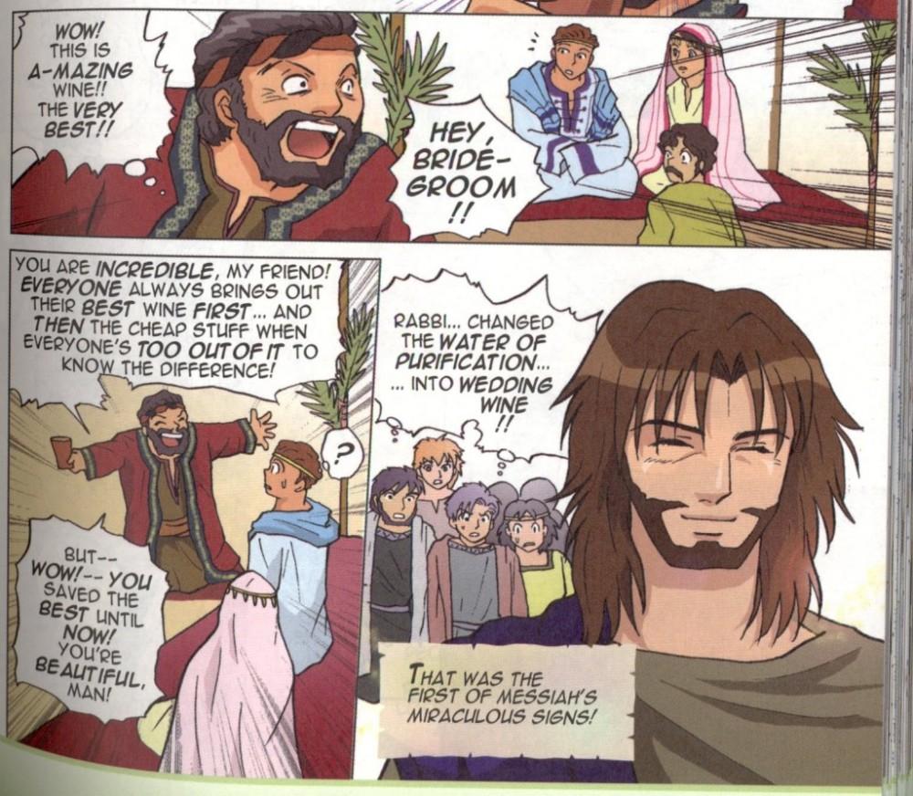 Book Review:  Manga Messiah (2/6)
