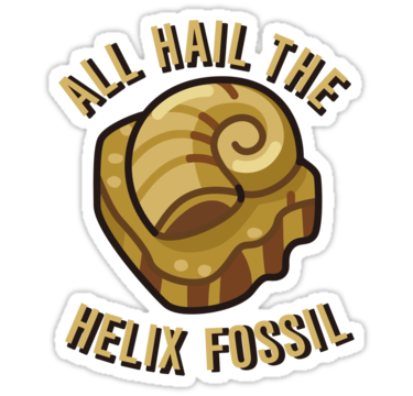 Treasure Chest July 2015: Christian Anime, Family Gaming and Helix Fossils (3/3)