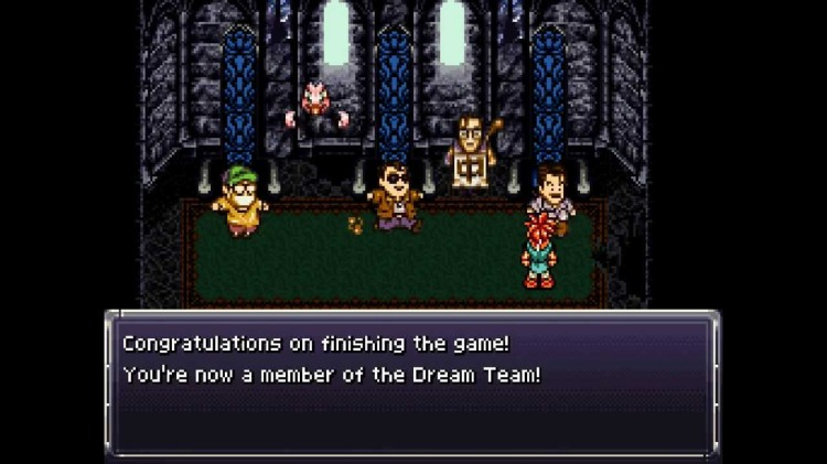 Memories Of Chrono Trigger